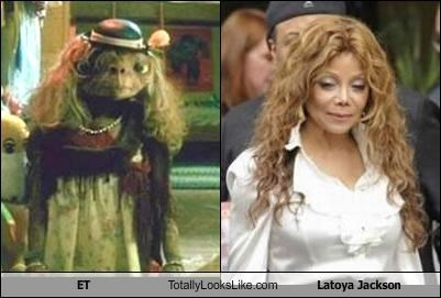 childrens movies,ET,latoya jackson,nose