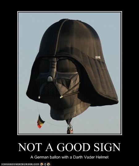 balloon,darth vader,german,helmet,hot air