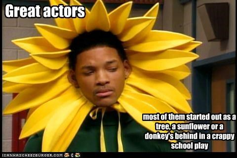 costume flowers will smith - 2706845440