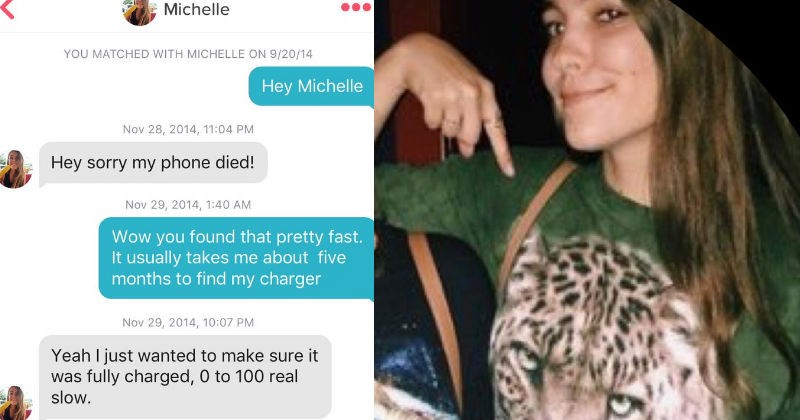 Tinder intervenes on Twitter when a couple had endless struggle over meeting up in person/texting each other back.