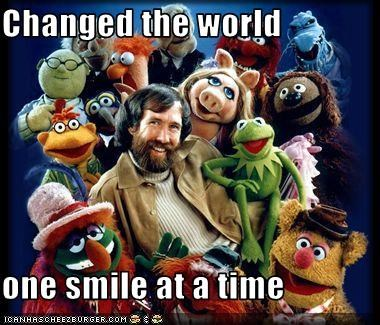 jim henson legend smiles the muppets - 2714448640