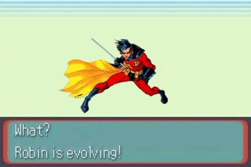 Pokémon gifs robin evolutions - 272133