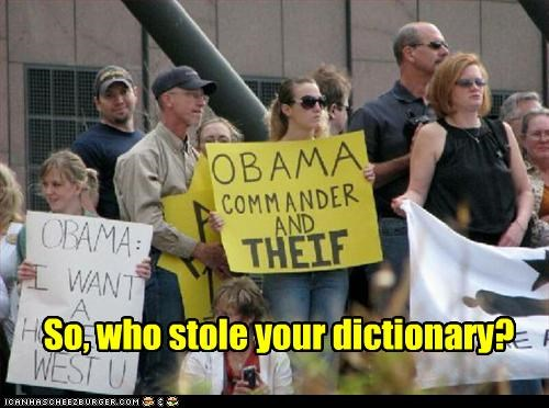 misspelling protesters signs teabaggers - 2726231552