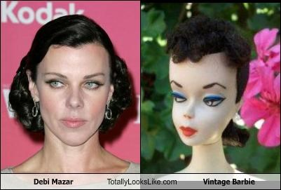 actress,Barbie,debi mazar,vintage