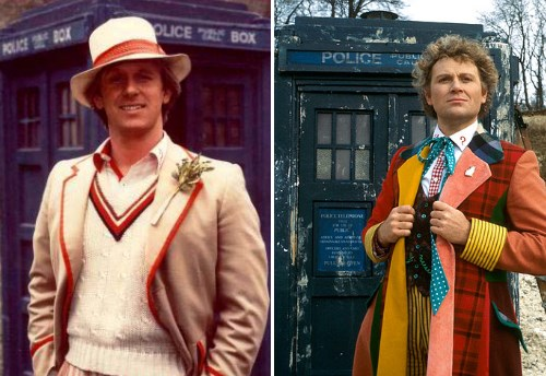 classic who,5th doctor,convention,6th doctor