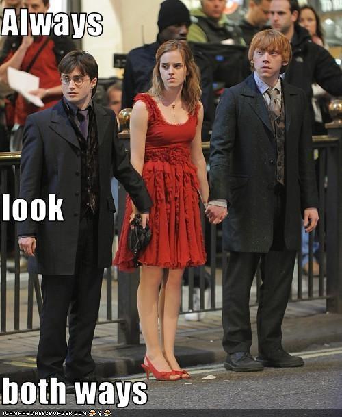 Daniel Radcliffe,emma watson,Harry Potter,premieres,rupert grint,sci fi