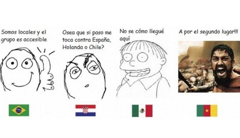 bromas futbol mundial deportes Memes - 274693
