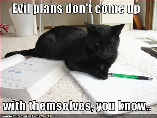 evil plotting - 2753913088