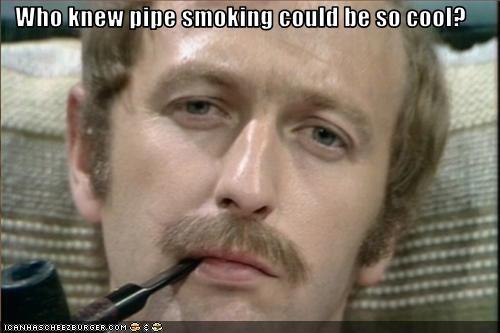 Smoking funny pics something is