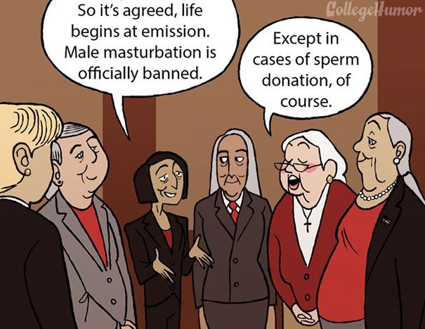 If The Government Was All-Female And Treated Men Like It Treats Women