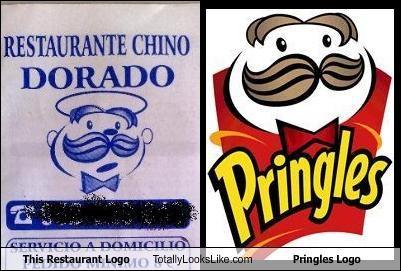 logos mustache pringles restaurant - 2759902464