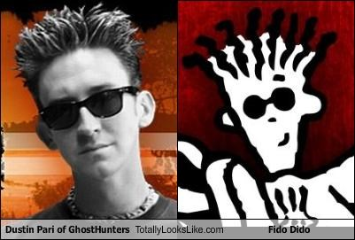 dustin pari,fido dido,Ghosthunters,reality tv,TV