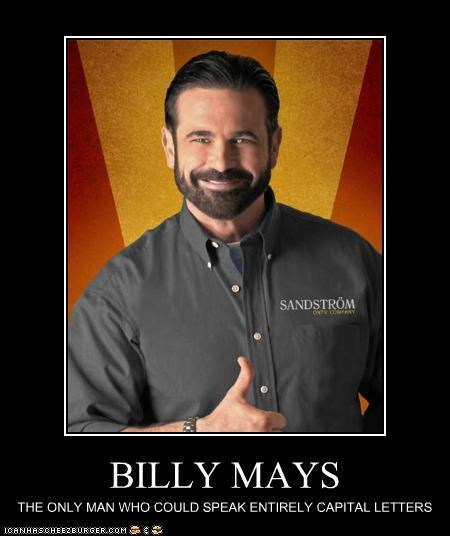 Billy Mays Hall of Fame infomerical TV - 2765018880