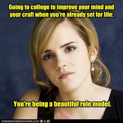 college emma watson Harry Potter Role Model sci fi - 2765708032