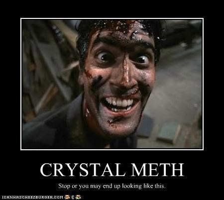 Crystal Meth Cheezburger Funny Memes Funny Pictures