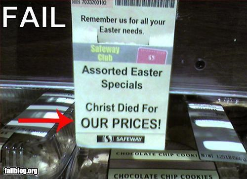 died,easter,grocery store,jesus christ,price,special