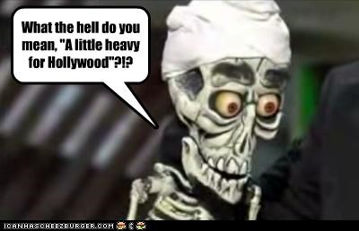 achmed the dead terrorist anorexia eating disorders jeff dunham puppets - 2770658816