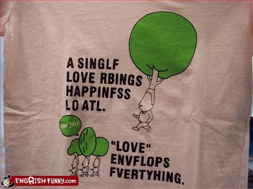 clothing g rated head love tree T.Shirt - 2771694336