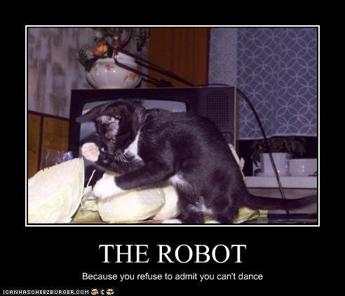 dancing robot - 2774860032