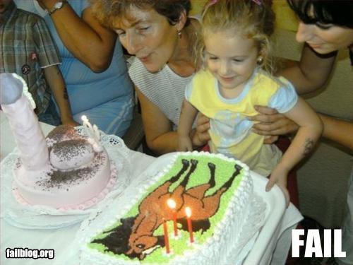 birthday cake child p33n phallic - 2776748544
