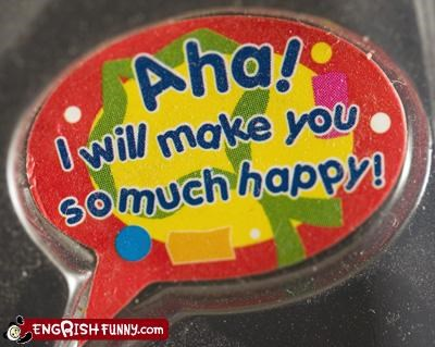 button g rated happy make much