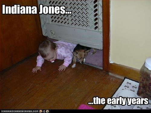 Indiana Jones... ...the early years