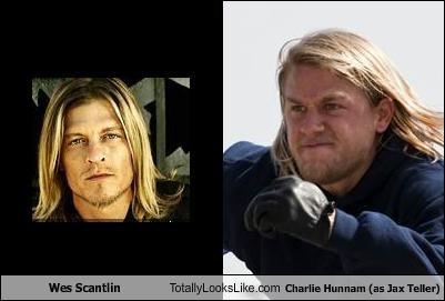 Wes Scantlin Totally Looks Like Charlie Hunnam As Jax Teller