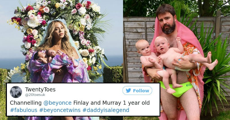Witty Parents Troll the Ever-Loving Hell Out of Beyonce's Baby Photos