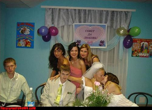 groom lesbian marraige me gusta sexy times - 2786923776