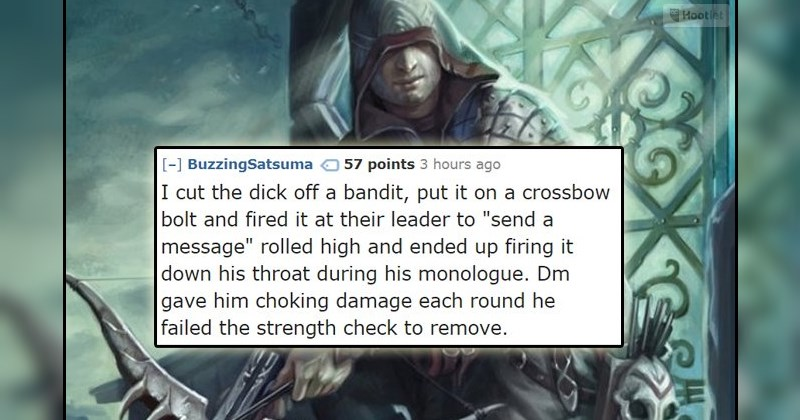 D&D Players Share the Worst Things They've Ever Made Characters Do In Game