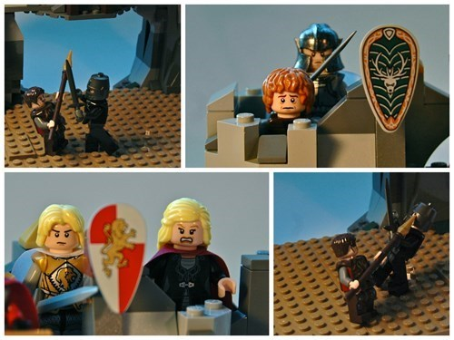 Game of Thrones lego list - 279045