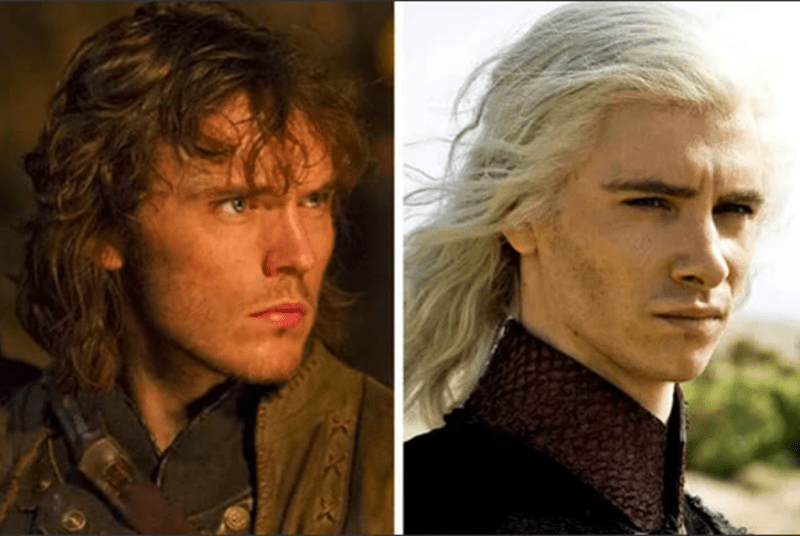 a photo of two famous that one got the role in game of thrones and the other didn't - cover for 12 actors and actresses that would have played iconic roles in GoT