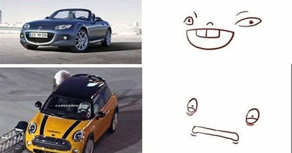 ver caras nivel autos