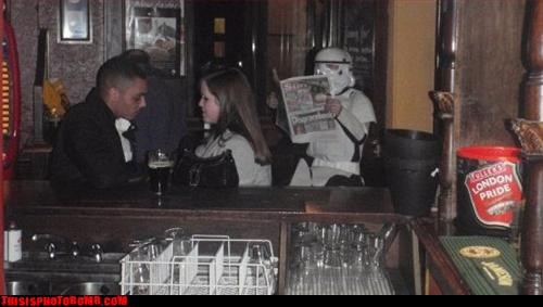 awesome bar beer drone star wars - 2797697792