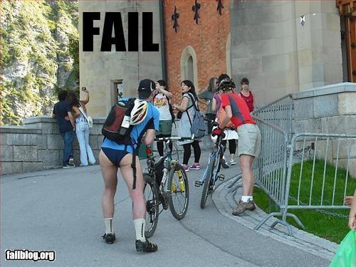 bicycle bike Germany man panties - 2799177728