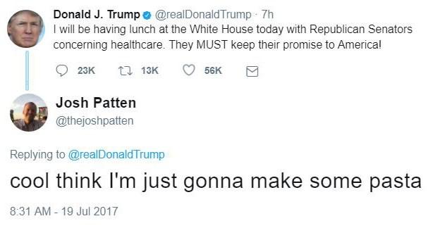 twitter trolling donald trump Memes SNL writing - 2801669