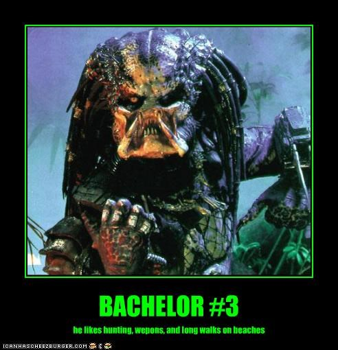 reality tv the bachelor The Predator - 2813010176