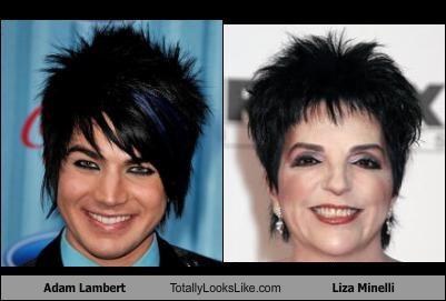 adam lambert American Idol Liza Minelli reality tv singers - 2815571200