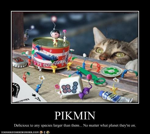 Pikmin Cheezburger Funny Memes Funny Pictures