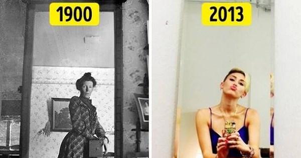 cambios en los humanos