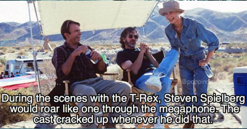Facts From the Making of the movie 'Jurassic Park'