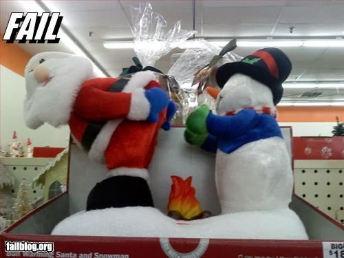 anal christmas doggie style santa snowman Tis the Season - 2826172160