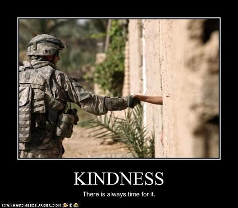 humane humanity kindness soldier war - 2828031232