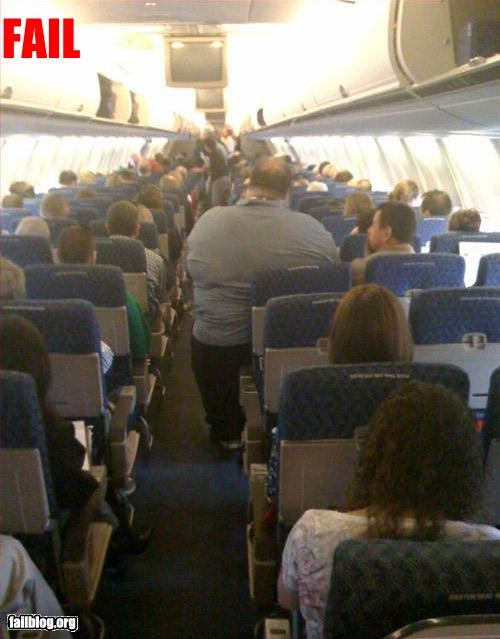 airplane g rated obese seat uncomfortable - 2833402880