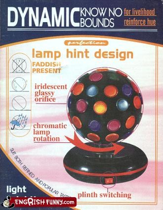 dynamic glass lamp light perfect popular present - 2835056896
