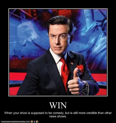 comedian,comedy,news,stephen colbert,win