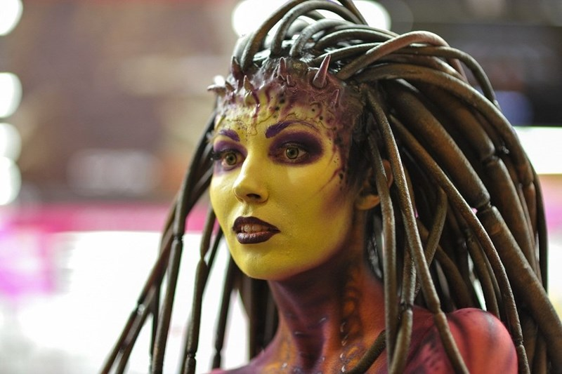 cosplay,starcraft 2,video games