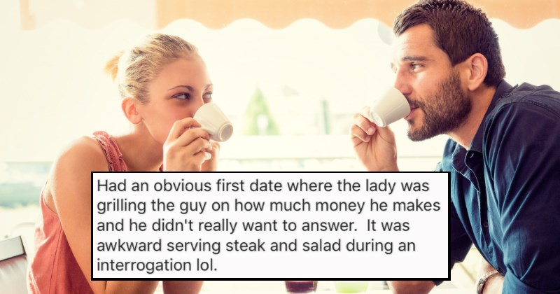 30 Waiters Share the Worst First Dates They've Ever Witnessed