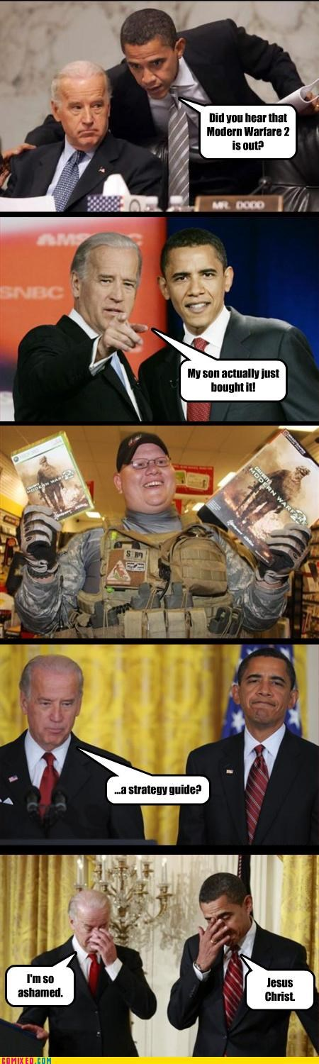 codmw2 obama video games - 2846012416
