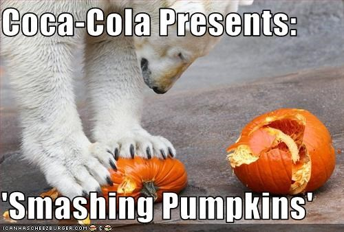 Coca-Cola Presents:  'Smashing Pumpkins'